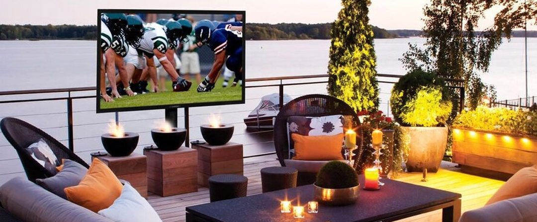 You Don't Want to Use an Indoor TV Outside!