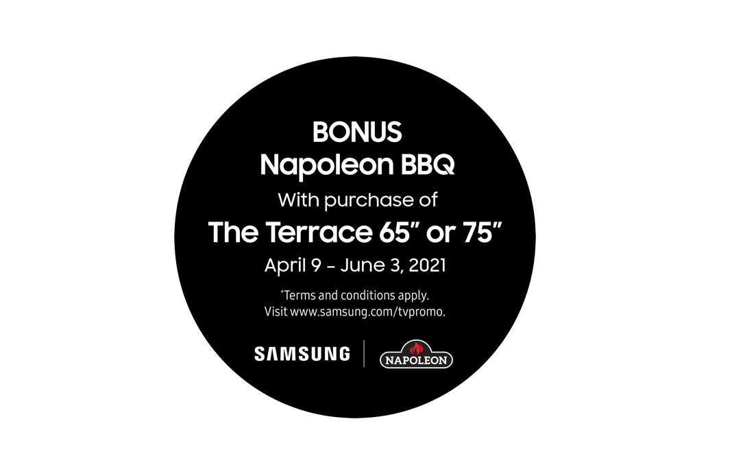 Samsung's HOT New BBQ Promotion